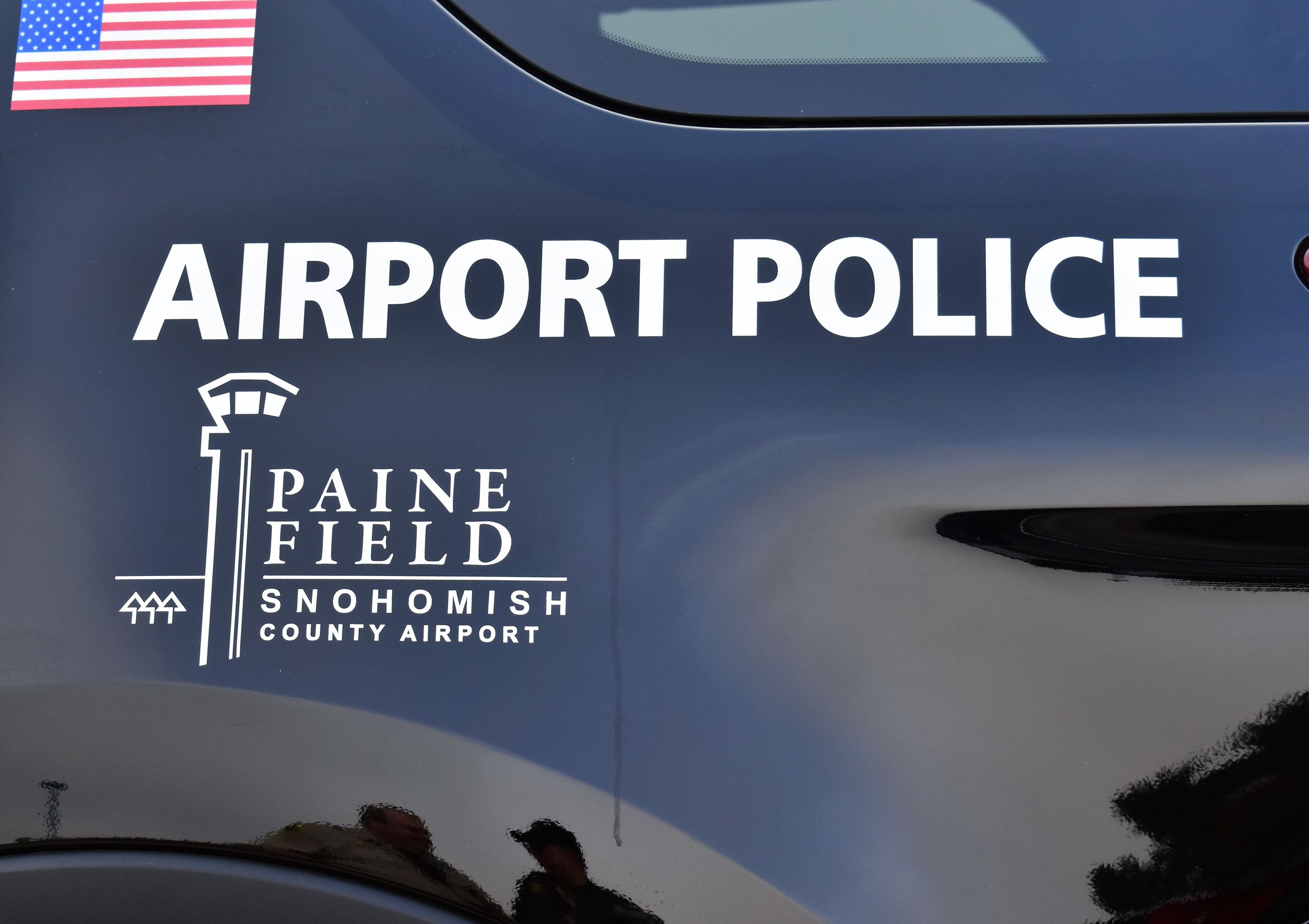Airport police logo